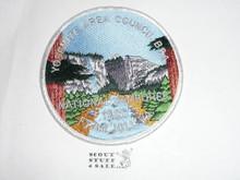 1985 National Jamboree JSP - Yosemite Council CP