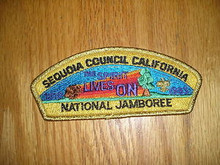 1985 National Jamboree JSP - Sequoia Council