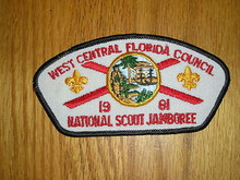 1981 National Jamboree JSP - West Central Florida Cncl