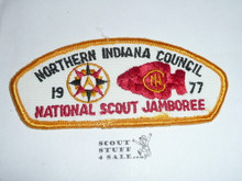 1977 National Jamboree JSP - Northern Indiana Council