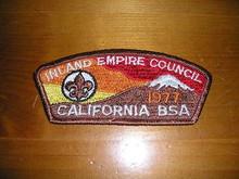 1977 National Jamboree JSP - CA Inland Empire Council