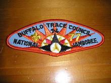 1977 National Jamboree JSP - Buffalo Trace Council