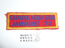 1973 National Jamboree JSP - Capitol Area Council