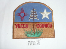1960 National Jamboree JSP - Yucca Council (t-6)