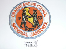 1953 National Jamboree JSP - Orange Empire Host Council JCP