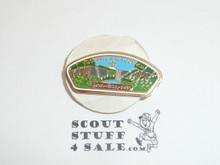 Yosemite Area Council 1985 75th BSA Anniversary CSP Shape Pin