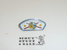 West Central Florida Council CSP Shape Pin