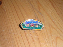 Three Fires Council CSP shaped Pin - Scout