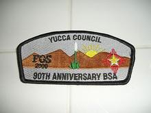 Yucca Council sa15:1 CSP - Scout