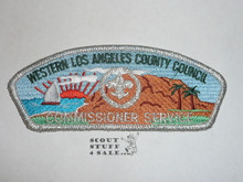 Western Los Angeles County Council sa28 COMMMISSIONER CSP #1