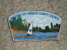 Western Los Angeles County Council sa21 CSP - 2006 Camp Whitsett Long Range Plan Committee 60th Anniversary