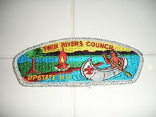Twin Rivers Council sa3a CSP - Scout