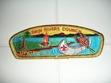 Twin Rivers Council sa2 CSP - Scout