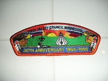 Twin Valley  Council s2 CSP - Scout