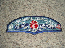 Tuscarora Council s4 CSP - Scout
