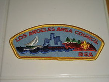Los Angeles Area Council t3 CSP - Scout