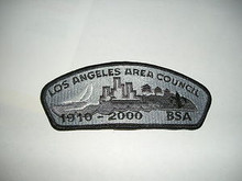 Los Angeles Area Council sa14 - 2000 CSP