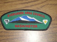 Evergreen Area Council ta7 CSP - Scout