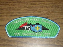 Evergreen Area Council s8 CSP - Scout