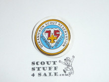 Ockanickon Scout Reservation 1985 Diamond Jubilee Pin
