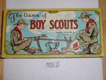 Vintage 1912 Parker Brothers, The Game of Boy Scouts Card Game, COMPLETE