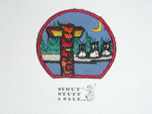 Ventura County Council Camp Patch Top - Boy Scout