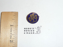 Old Girl Scout or Girl Guide Pin Insignia, BPC66