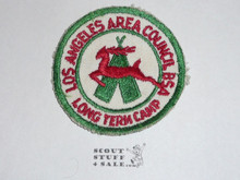 Los Angeles Area Council Long Term Camp Patch - Boy Scout