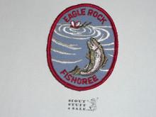 Los Angeles Area Council Eagle Rock Fishoree Patch - Boy Scout