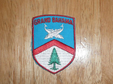 Grand Bahama  - Old Souvenir Travel Patch