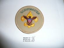 Scoutmaster Patch (SM10), 1989-current