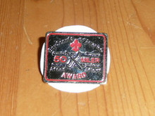 BSA 50 Miler Award Pin - Scout
