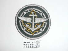 Explorer Advisor Patch on Green (EX-11), CAW Design