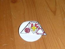 1985 BSA 75th Anniversary OA Vigil Pin - Scout