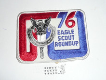 National Eagle Scout Association, 1976 Eagle Scout Round-up Patch