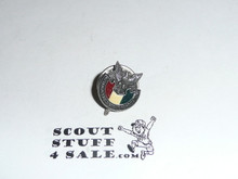 National Eagle Scout Association Lapel Pin, pewter