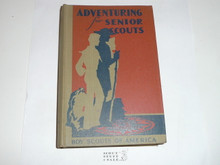 1946 Adventuring for Senior Scouts, First Edition, 1946 Printing 21481