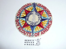 1937 National Jamboree Patch, Very Lt. Use
