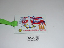 1997 National Jamboree Identification Card