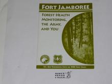 2005 National Jamboree Forest Service Forest Health Pamphlet