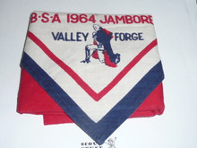 1964 National Jamboree Neckerchief, Used