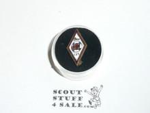 Red Cross Junior Lifesaving Service enemaled Scout Pin, 1920's, some enamel missing