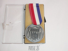Explorer Olympics Silver Medal