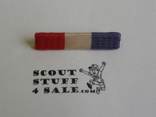 Eagle Scout Ribbon Bar, for use on Military Academy Uniforms or BSA uniform, 1940's