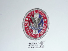 Eagle Scout Patch, Type 7C, 1986-1989