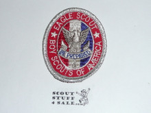 Eagle Scout Patch, Type 7A, 1986-1989
