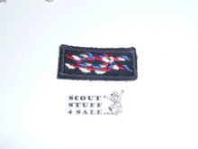 Eagle Scout Award Knot on Sea Scout blue, 1966-1980