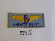 Air Exploring Private Pilot Patch