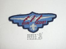 Air Scout Craftsman Patch, MINT Condition, 1940's, RARE!
