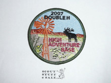Double H High Adventure Base 2007 Patch